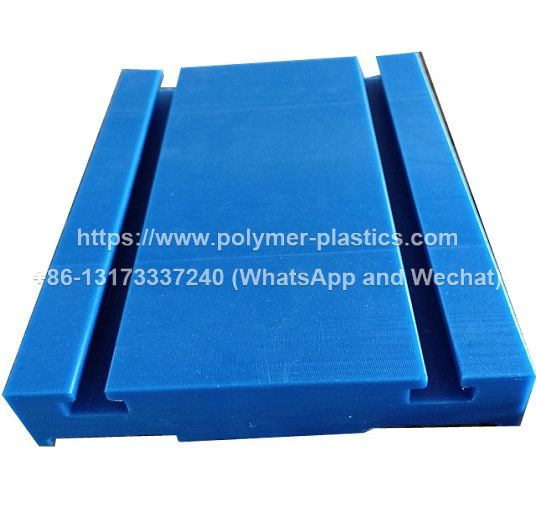 uhmwpe guide block and uhmwpe chain guide