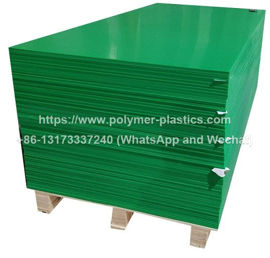 green color uhmwpe liner and uhmwpe lining solution