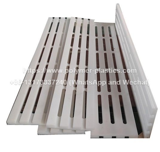 uhmwpe dewatering element suction box cover